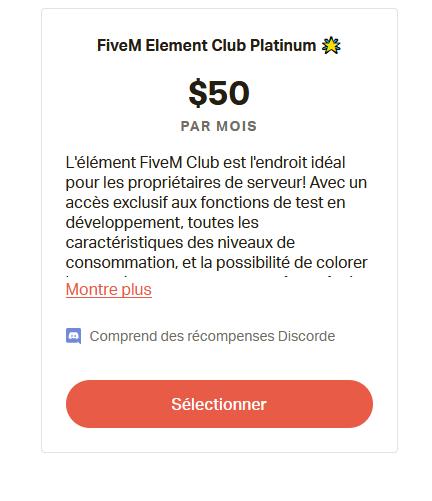 FiveM, Patreon, One sync - Tutoriels - Fivem-france