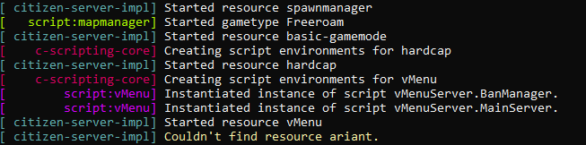 Problem __resource